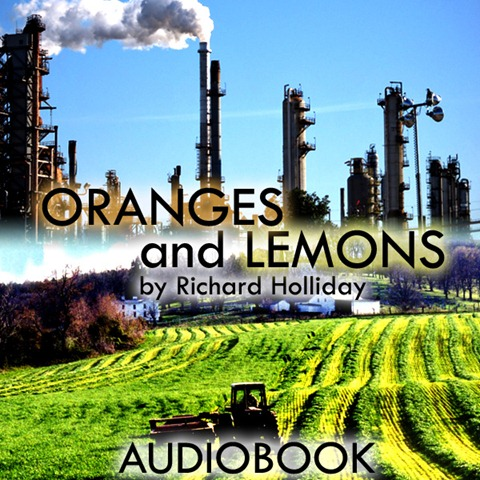 Oranges and Lemons - Audiobook