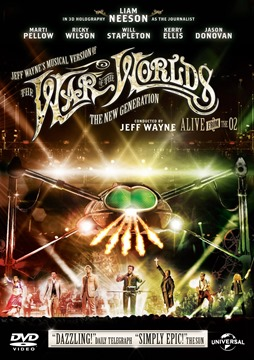 Jeff Wayne's The War of the Worlds: The New Generation - Alive on Stage 2012