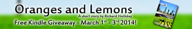 Oranges and Lemons - March Giveaway!
