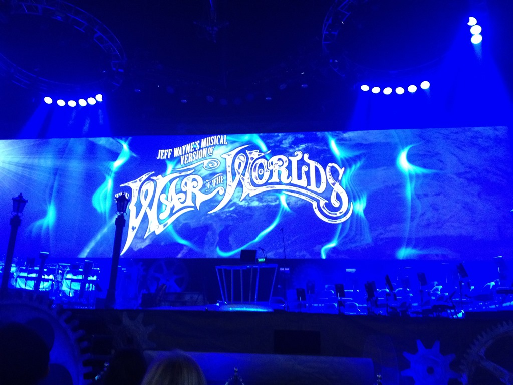 Review: Jeff Wayne's Musical Version Of The War Of The