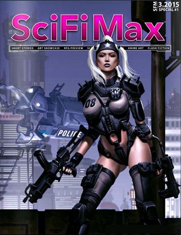 SciFi Max - Cyberpunk Special