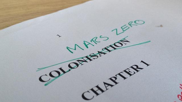 Mars Zero