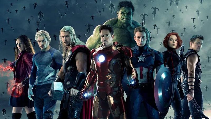 various-superheroes